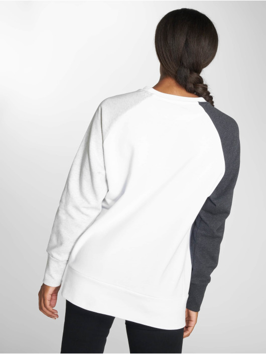 Nike Performance Sweat & Pull Dry Swoosh blanc