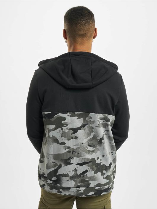 Nike Performance Sweat capuche zippé Dry Fz Fa Camo noir