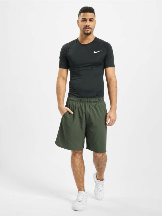 Nike Performance Szorty Flex Woven 2.0 khaki