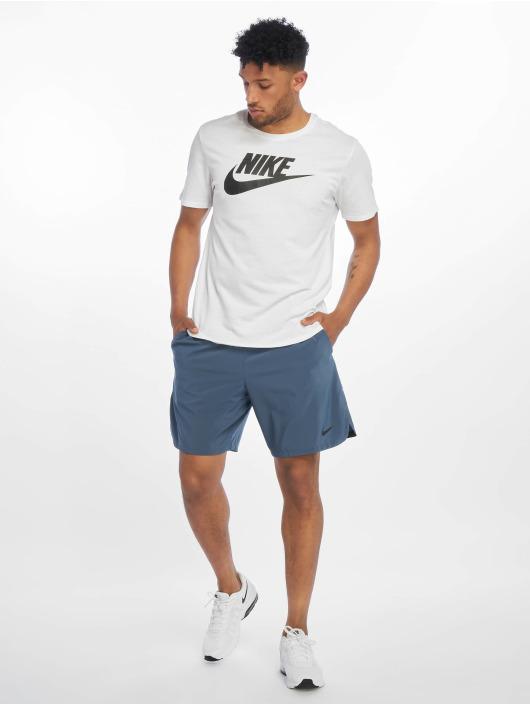 Nike Performance Szorty Flex Short Vent Max 2.0 niebieski