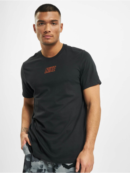 Nike Performance T-paidat Dfc Tee Ho Px 1 musta