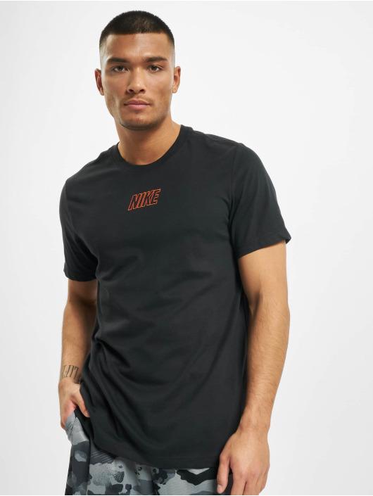 Nike Performance T-Shirt Dfc Tee Ho Px 1 black