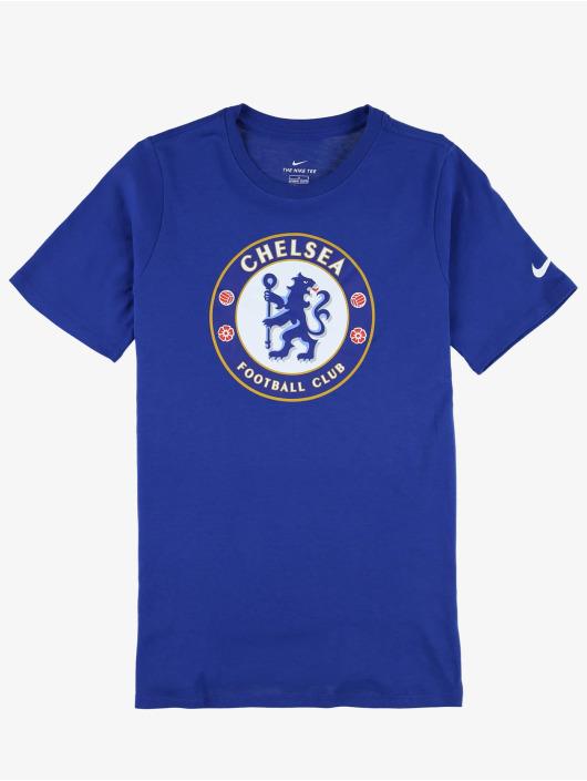 Nike Performance T-Shirt Chelsea FC blau