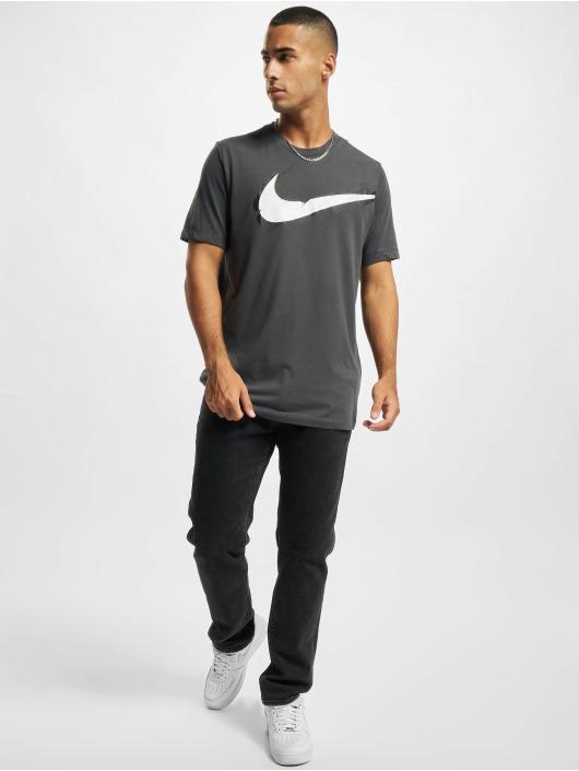 Nike Performance T-Shirt Logo grey