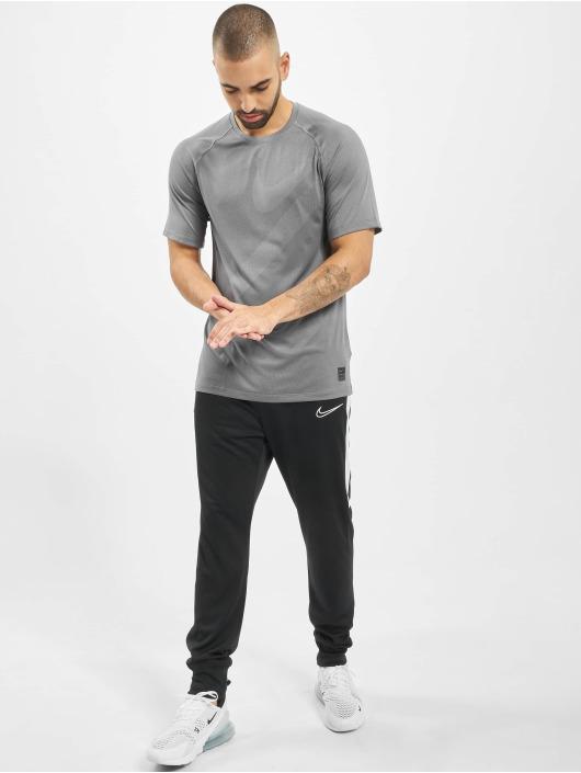 Nike Performance T-Shirt Mesh Pro gris