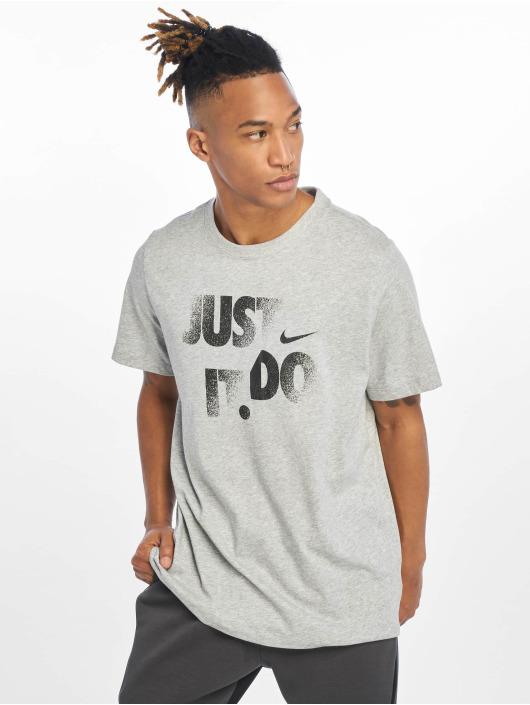 Nike Performance T-Shirt Dry DFC JDI gris