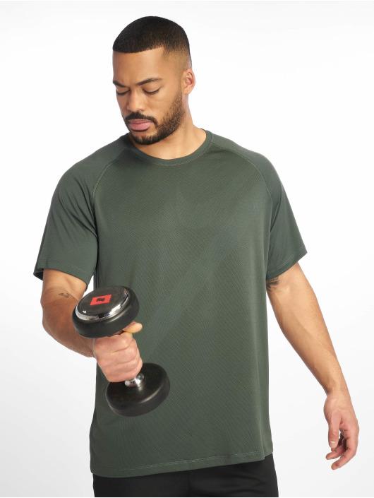 Nike Performance T-Shirt Pro grün