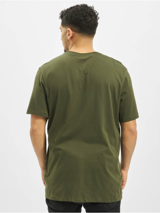 Nike Dry Crew Solid T Shirt Cargo Khaki