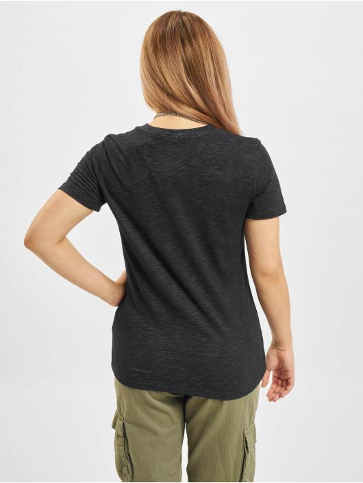 Nike Performance T-Shirt W Nk Df Dfc Crew noir