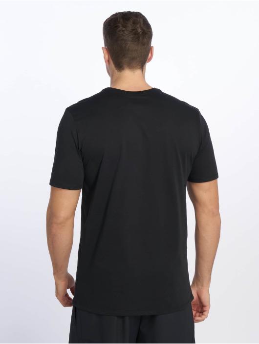 Nike Performance T-Shirt Dry Training schwarz