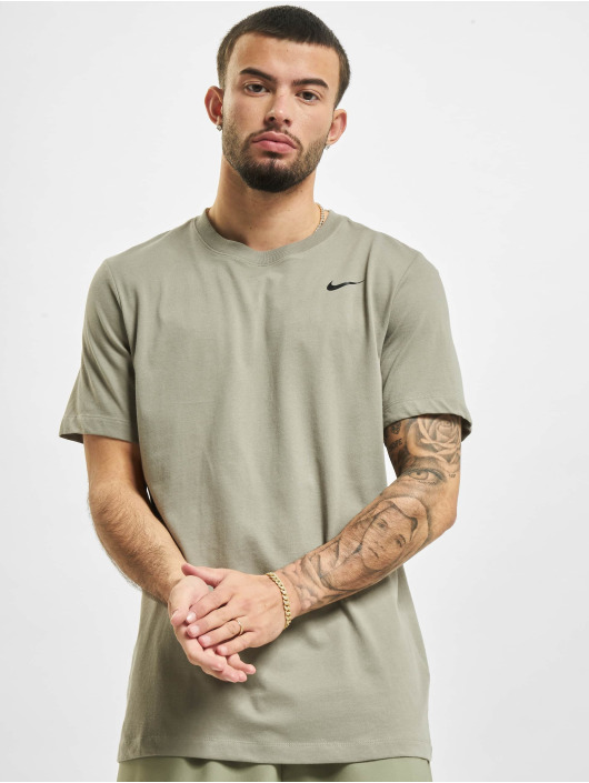 Nike Performance T-Shirt DF DFC Crew Solid vert