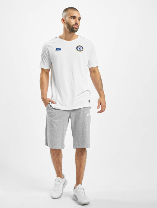 Nike Performance T-Shirt Chelsea FC Breathe Squad weiß