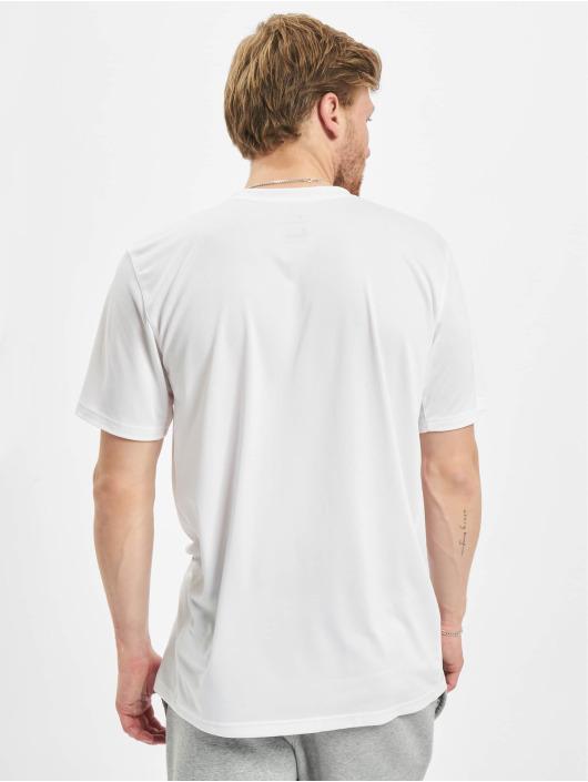 Nike Performance T-Shirt Dry Leg Swoosh Camo weiß
