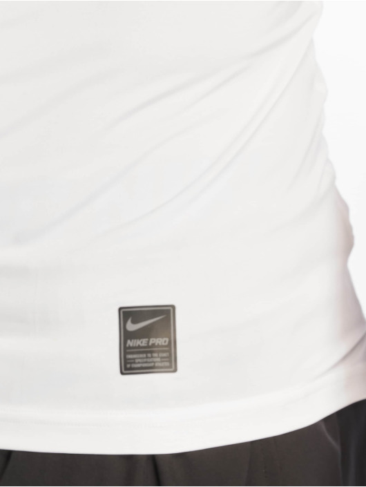 Nike Performance T-shirts compression Pro Compression blanc