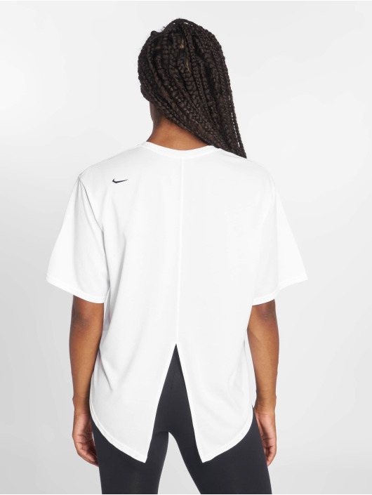 Nike Performance T-Shirty Dry bialy