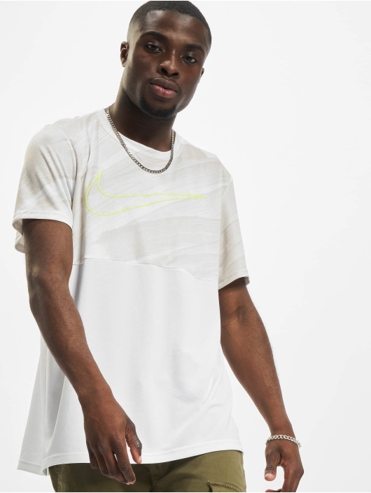 Nike Performance T-Shirty Superset Energy bialy