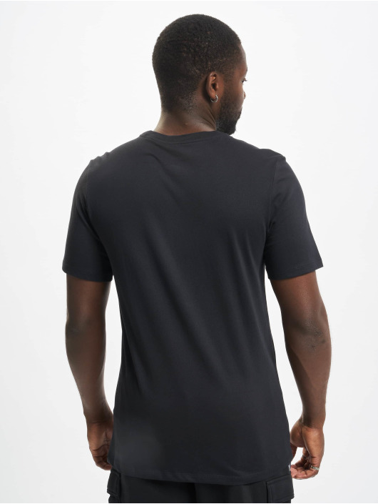 Nike Performance T-Shirty Dri-Fit czarny