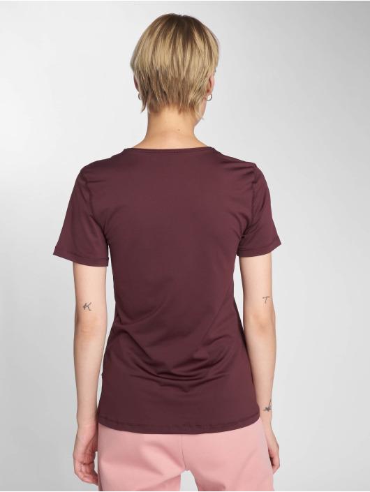 Nike Performance T-Shirty Pro czerwony