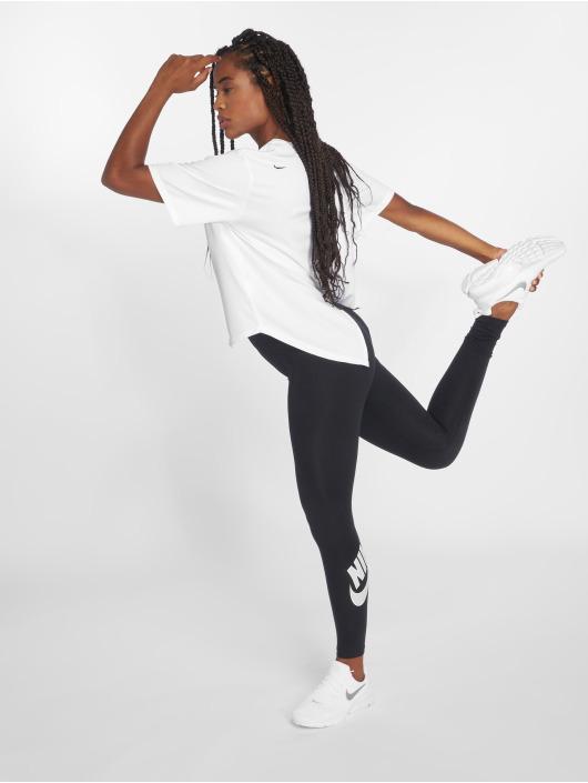 Nike Performance T-skjorter Dry hvit