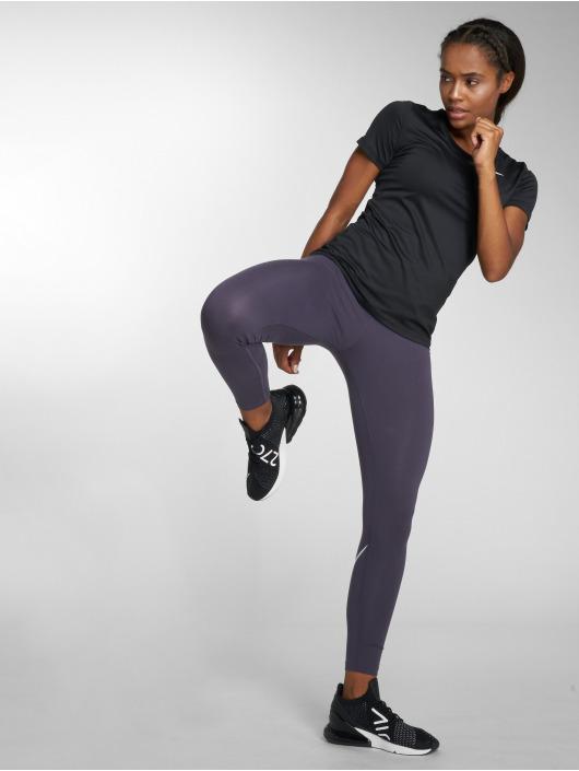 Nike Performance T-skjorter Pro svart
