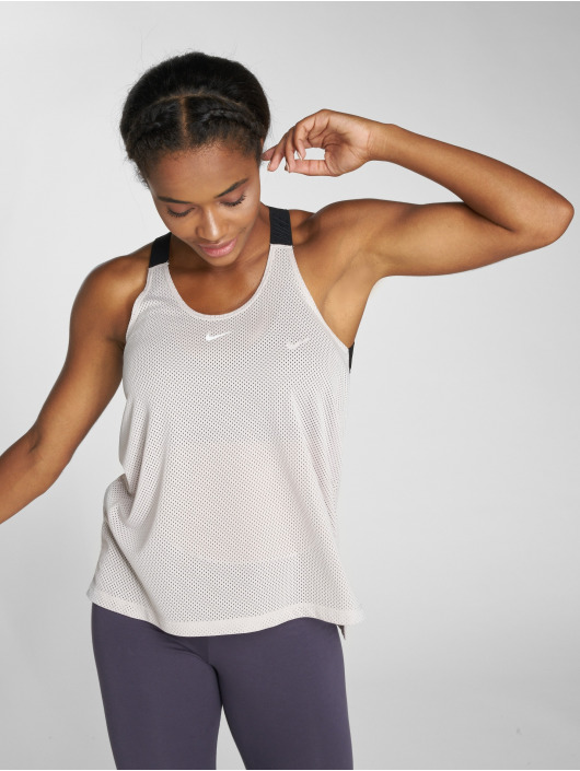 Nike Performance Tank Top Dry beige