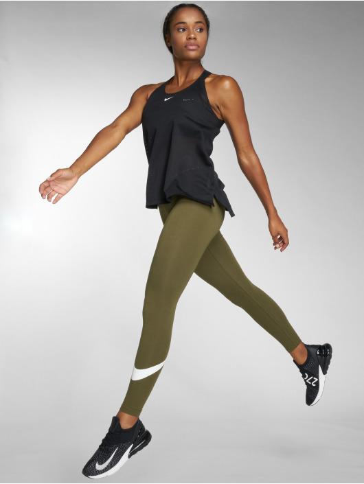 Nike Performance Tank Tops Dry èierna