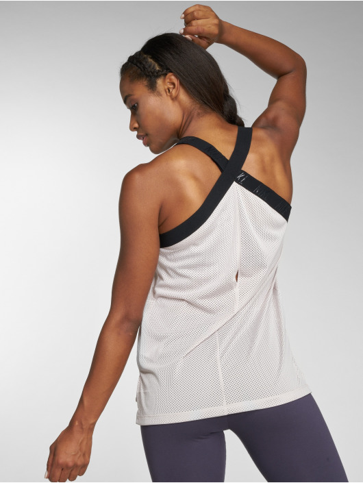 Nike Performance Tank Tops Dry бежевый