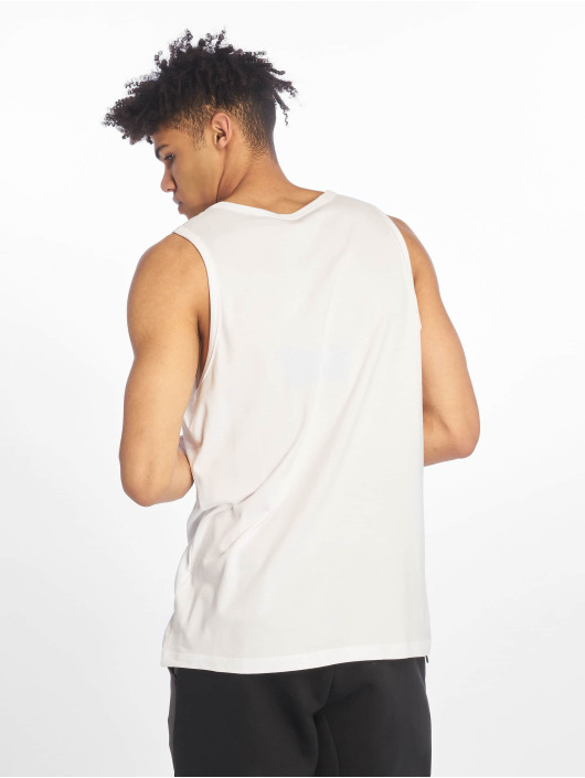 Nike Performance Tank Tops Dry bialy