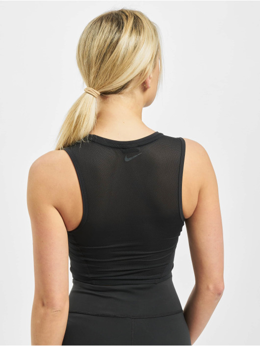 Nike Performance Tank Tops VNR black