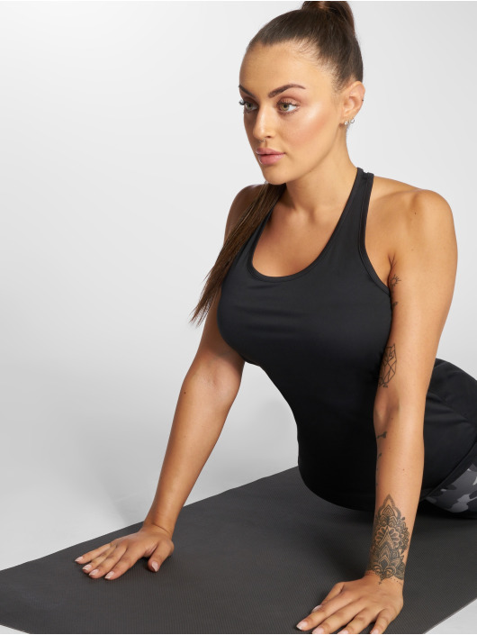 Nike Performance Tank Tops Dry Training czarny