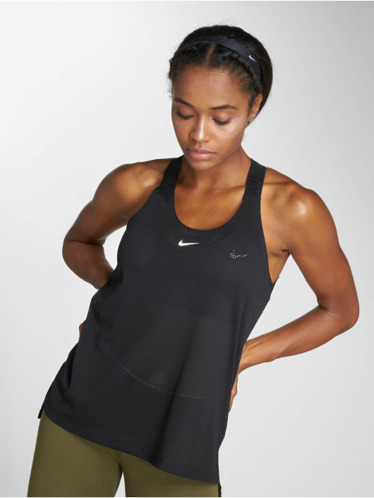 Nike Performance Tank Tops Dry schwarz