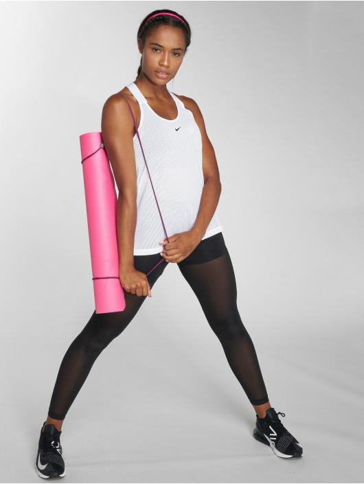 Nike Performance Tank Tops Dry weiß