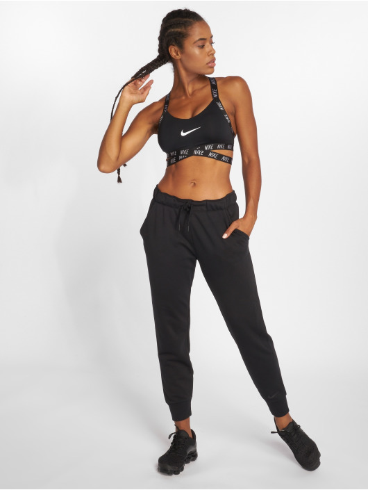 Nike Performance tepláky Dry èierna