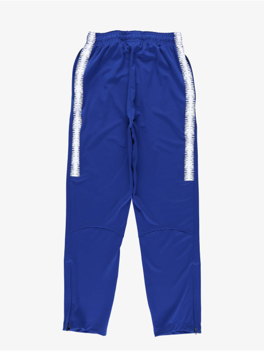 Nike Performance tepláky Chelsea Dry Squad Knit modrá
