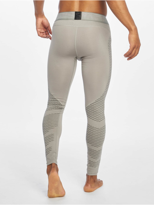 Nike Performance Tights Pro Hypercool grau