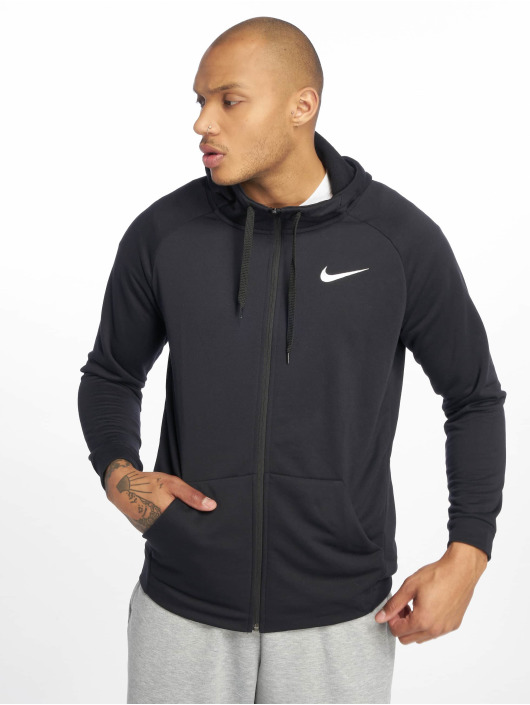 Nike Performance Trainingsjacken Dry czarny