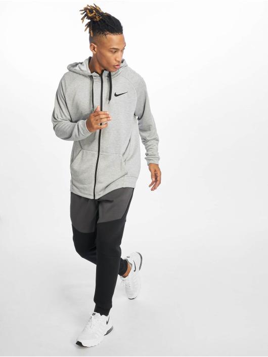 Nike Performance Treningsjakke Dry grå