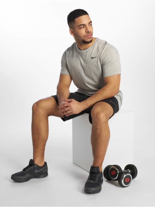 Nike Performance Tričká Dri-Fit šedá