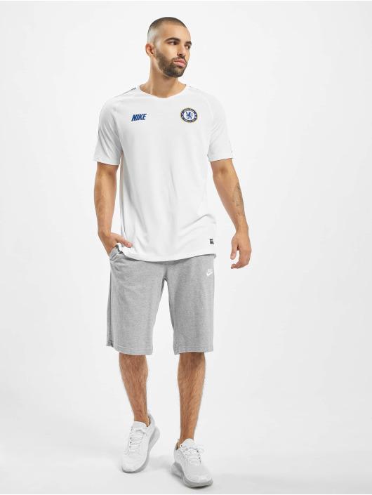 Nike Performance Tričká Chelsea FC Breathe Squad biela