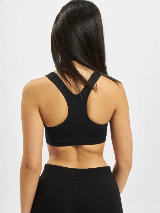 Nike Performance Unterwäsche Swoosh Futura schwarz