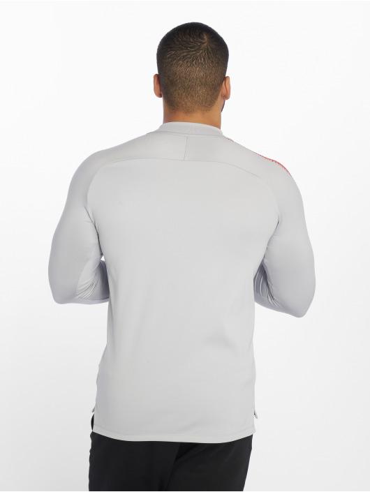 Nike Performance Urheilu T-paidat Dri-FIT Squad Drill harmaa
