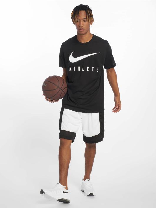 Nike Performance Urheilu T-paidat DB Athlete musta