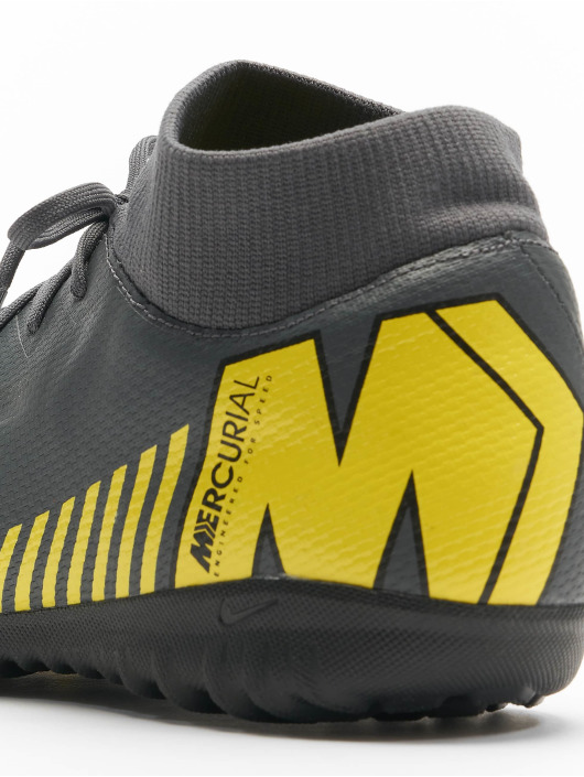 Nike Performance Utendørs Superfly 6 Academy TF grå