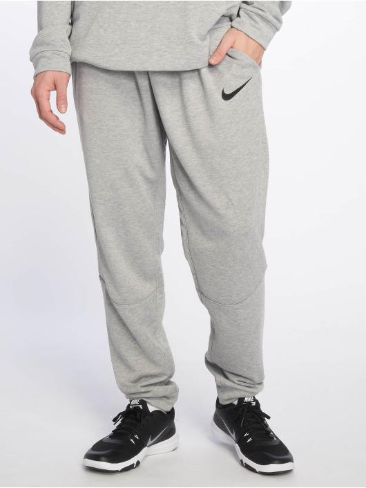 Nike Performance Verkkahousut Dry Training harmaa