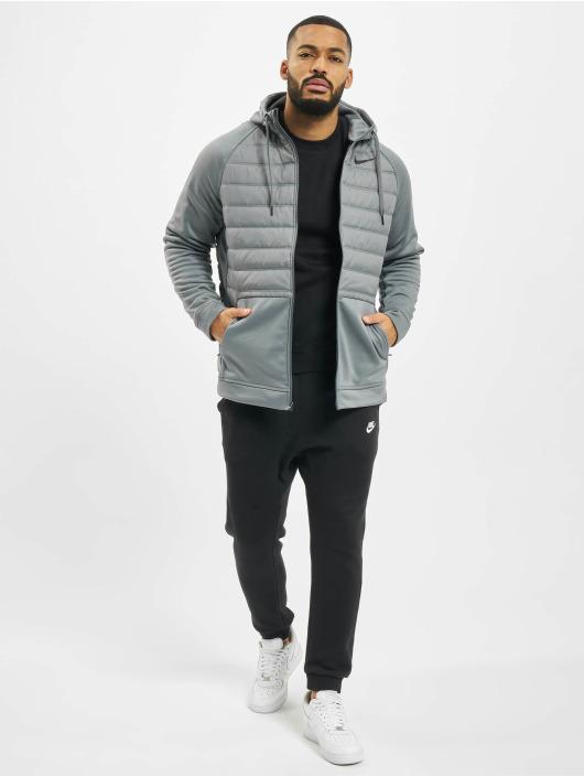 Nike Performance Zomerjas Thrma Fz Wntrzd grijs