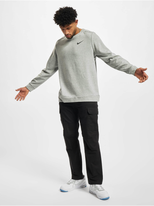 Nike Pitkähihaiset paidat Dri-Fit harmaa