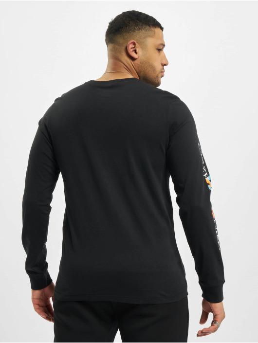 Nike Pitkähihaiset paidat M Nsw Wild Futura musta