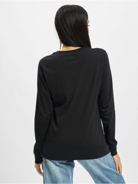 Nike Pitkähihaiset paidat NSW LBR musta