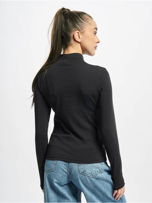 Nike Pitkähihaiset paidat NSW musta