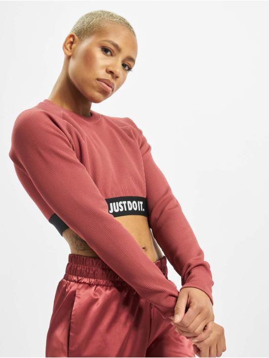 Nike Pitkähihaiset paidat JDI punainen